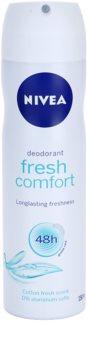 Nivea Fresh Comfort desodorante en spray