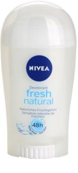 Nivea Fresh Natural desodorizante em stick