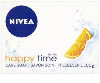 Nivea Happy Time sabonete sólido