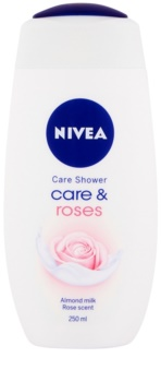 Nivea Care & Roses ápoló tusoló gél