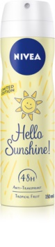 Nivea Hello Sunshine! antitranspirante