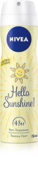 Nivea Hello Sunshine! antitranspirantes