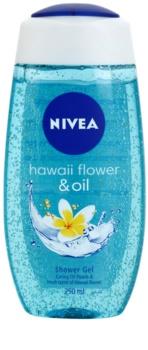 Nivea Hawaii Flower & Oil gel de duche