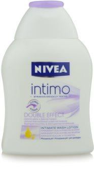 Nivea Intimo Double Effect emulsión para la higiene íntima 2 en 1