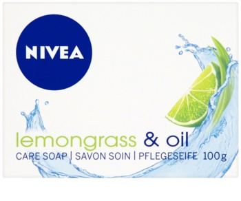 Nivea Lemongrass & Oil sapun