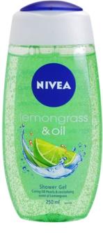 Nivea Lemongrass & Oil gel doccia
