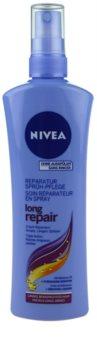 Nivea Long Repair відновлюючий експрес-кондиціонер для ламкого та втомленого волосся