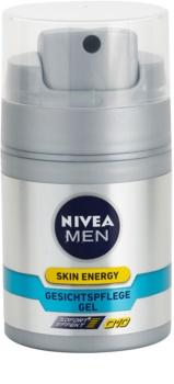 Nivea Men New Energy Q10 żel do twarzy dla mężczyzn