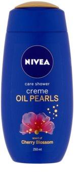 Nivea Creme Oil Pearls gel doccia trattante