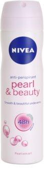 Nivea Pearl & Beauty antitranspirantes em spray