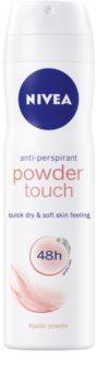 Nivea Powder Touch antitranspirante em spray