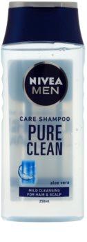 Nivea Men Pure Clean sampon normál hajra