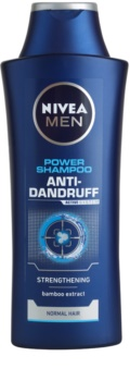 Nivea Men Power шампоан против пърхот за нормална коса