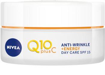 Nivea Q10 Plus C stärkende Tagescreme gegen Falten