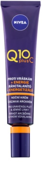 Nivea Q10 Plus C crema de ochi energizanta antirid