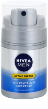 Nivea Men Revitalising Q10 Revitaliserende Crème  voor Droge Huid