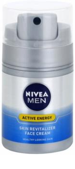 Nivea Men Revitalising Q10 revitalizacijska krema za suho kožo