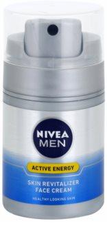 Nivea Men Revitalising Q10 ревитализиращ крем за суха кожа