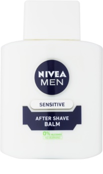 Nivea Men Sensitive balsam după bărbierit
