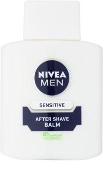 Nivea Men Sensitive балсам за след бръснене