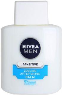 Nivea Men Sensitive bálsamo after shave para pieles sensibles