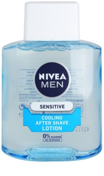 Nivea Men Sensitive After shave-vatten för känslig hud