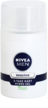 Nivea Men Sensitive gel facial para hombre