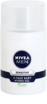 Nivea Men Sensitive τζελ προσώπου για άντρες