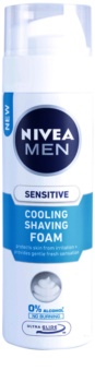 Nivea Men Sensitive pěna na holení s chladivým účinkem