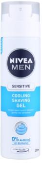 Nivea Men Sensitive Rasiergel mit kühlender Wirkung