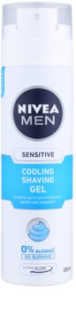 Nivea Men Sensitive Shaving Gel with Cooling Effect