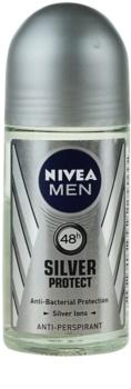 Nivea Men Silver Protect antiperspirant roll-on pre mužov