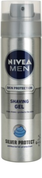 Nivea Men Silver Protect gel de barbear