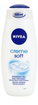 Nivea Soft gel de ducha en crema