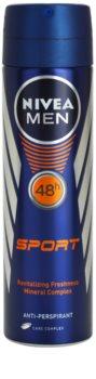 Nivea Men Sport antitraspirante in spray