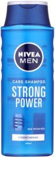 Nivea Men Strong Power champú revitalizador