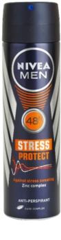 Nivea Men Stress Protect antitranspirante em spray para homens