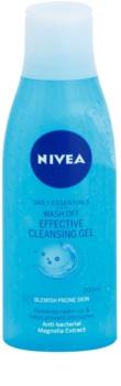 Nivea Visage Pure Effect gel detergente