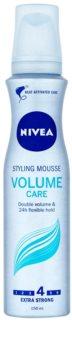 Nivea Volume Sensation espuma fijadora para aumentar volumen