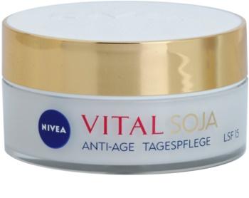 Nivea Visage Vital Multi Active crema de día antiarrugas