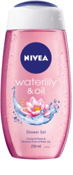 Nivea Waterlily & Oil energizujúci sprchový gél