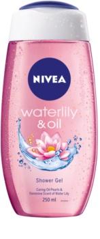 Nivea Waterlily & Oil stimulirajući gel za tuširanje