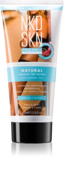 NKD SKN Natural Self-Tanning Body Lotion