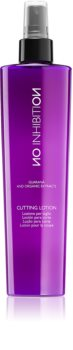 No Inhibition Styling Emulsion For The Perfect Haircut