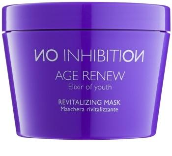 No Inhibition Age Renew mascarilla revitalizante para el cabello
