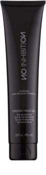 No Inhibition Styling gel za lase z močno fiksacijo