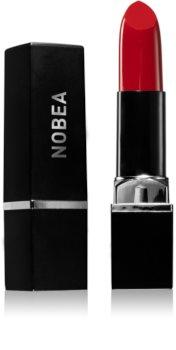 NOBEA Festive krémová hydratační rtěnka