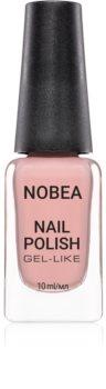 NOBEA Festive лак для нігтів з гелевим ефектом