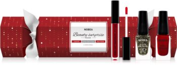 NOBEA Beauty Surprise Christmas Cracker Red Kosmetik-Set  für Damen