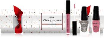 NOBEA Beauty Surprise Christmas Cracker Nude Cosmetica Set  voor Vrouwen